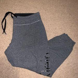 Women's Calvin Klein sweatpants